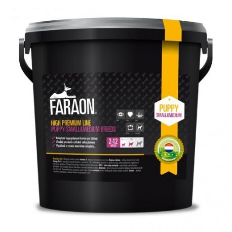 4.5kg Faraon High Premium - Štěně malých a středních plemen