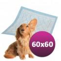 TIP! Plena pro psy DOGGIES 60x60cm